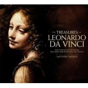 The Treasures of Leonardo Da Vinci by Matthew Landrus