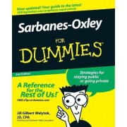 Sarbanes-Oxley For Dummies by Jill Gilbert Welytok