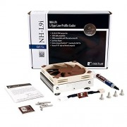 Noctua Low-Profile Quiet CPU Cooler for Intel 115x Based Retail Cooling NH-L9I