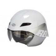 Bell Javelin Casco bianco/argento Caschi bici da corsa