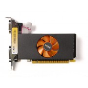 ZOTAC GeForce GT 730 2GB LP Graphics Card (Black/Orange)