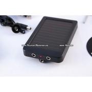 Panou solar pentru camera vanatoare mail mms supraveghere