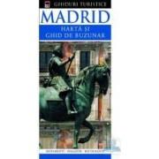 Madrid - Harta si ghid de buzunar