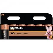 Duracell Plus Power de type D (Pack de 6) (MN1300B6)