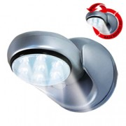 Wireless 360 Degree Motion Activated 7 LED Light