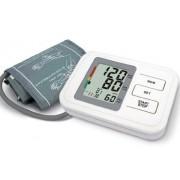 Biosync B4200 - Monitor automático de tensión arterial para la parte superior del brazo con memoria 60x, función de latido cardíaco irregular