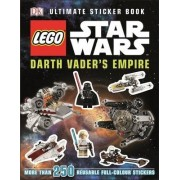 LEGO Star Wars Darth Vader's Empire Ultimate Sticker Book by DK