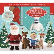 Rudolph the Red-Nosed Reindeer Crochet by Kati Galusz