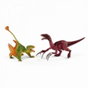 Set dimorphodon and therizinosaur, mic schleich41425