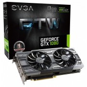 EVGA GeForce GTX 1080 8GB FTW GAMING ACX 3.0 (08G-P4-6286-KR)