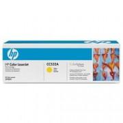 HP INC. - TONER GIALLO 304A PER COLOR LASERJET CP 2025 2320 - CC532A