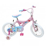 Bicicleta copii Disney Princess 16 inch - Stamp