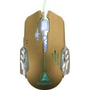 Mouse Gaming Segotep G780 LED 4000DPI Gold
