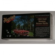 Meguiar's 1965 Ford Mustang Picture Puzzle - 750 Pieces