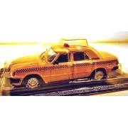 Macheta Gaz 3110 Taxi Volga, 1:43