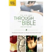 The One Year Through the Bible Devotional by David R Veerman