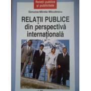 Relatii Publice Din Perspectiva Internationala - Simona Mirela Miculescu