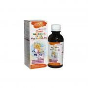 Sirop minerale Ca Mg Vitamina D3