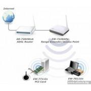 AP, Edimax EW-7228APN, Wireless-N, 150Mbps