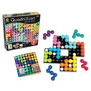 Quadrillion Click & Play Multi-Level Logic Game by Smart Games