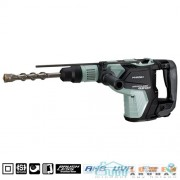 Hitachi DH40MEY fúró-vésőkalapács SDS-Max 1150W Ütésszám 1430-2850/perc 2.0-11.0J 7.5Kg Szénkefementes motor UVP,AHB