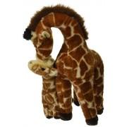 """Aurora World Miyoni Giraffe with Calf Plush, 16"""""""