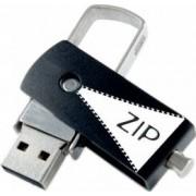 USB Flash Drive Goodram ZIP USB 2.0 8GB Negru