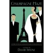 Champagne Haze by David Shone