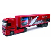 Newray 15113A - Truck Mercedes Benz Actros Container Scala 1:43, Die Cast