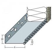 Profil de soclu WDVS din aluminiu