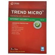 TRENDMICRO TITANIUM INTERNET SECURITY 3PC 1YEAR