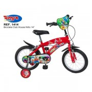 "Bicicleta 14"" Mickey Mouse Club House"