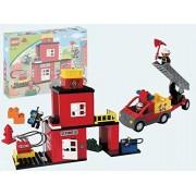LEGO Duplo LegoVille 4664 Fire Station