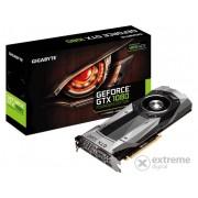 Placa video Gigabyte nVidia GTX 1080 8GB DDR5X Gaming - GV-N1080G1 GAMING-8GD