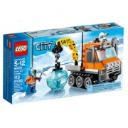 Lego City Arctic ICE Crawler 60033