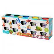 PlayGo plastelin 10 boja
