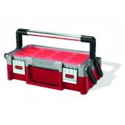 Kufřík na nářadí KETER '18' - 2 organizéry - MALÝ CURVER