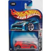 Hot Wheels 2003 Lamborghini Diablo Final Run 9/12 #203 RED 1:64 Scale