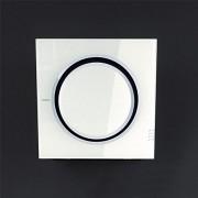 Campana Cocina Elica pared blanca Mini Om 55 cm