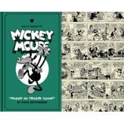 Walt Disney's Mickey Mouse: Trapped on Treasure Island v. 2 by Floyd Gottfredson