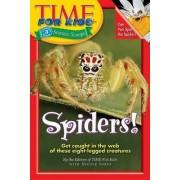 Pathways: Grade 3 Spiders! Trade Book by Nicole Iorio