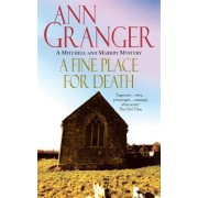 A Fine Place for Death by Ann Granger