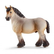 Schleich Ardennes Stallion Toy Figure