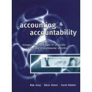 Accounting & Accountability by Rob Gray
