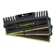 Corsair 12 GB DDR3-RAM - 1600MHz - (CMZ12GX3M3A1600C9) Corsair Vengeance Kit CL9