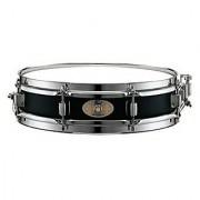 Pearl S1330B 13 x 3 Inches Black Steel Piccolo Snare Drum