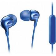 Casti cu Microfon Philips Vibes SHE3705BL00 Albastre