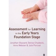 Assessment for Learning in the Early Years Foundation Stage by Jonathan Glazzard