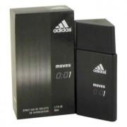 Coty Adidas Moves 001 Eau De Toilette Spray 1.7 oz / 50.28 mL Men's Fragrance 467819
