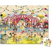Janod 54pc. Circus Puzzle